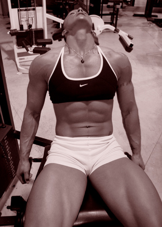 women abs pics. Tips On Achieving Ripped Abs